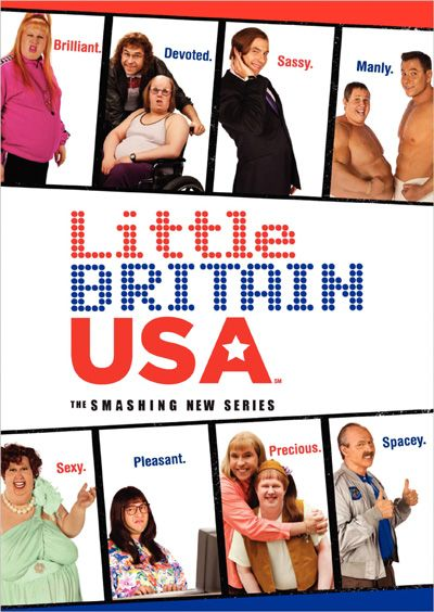 Little Britain UK and USA
