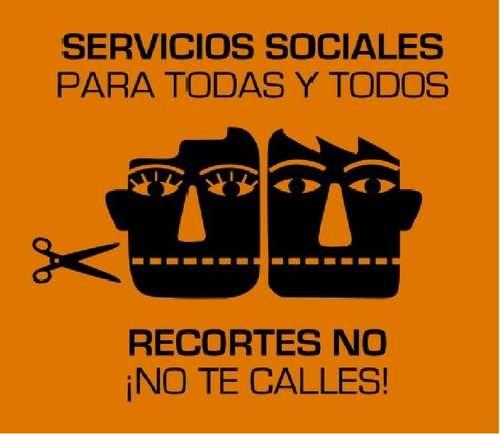 noalosrecortes - 58 ciudades marchan hoy contra los recortes
