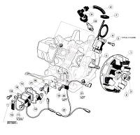 Wiring Diagram For 2009 Ezgo Golf Cart on par car starter diagram