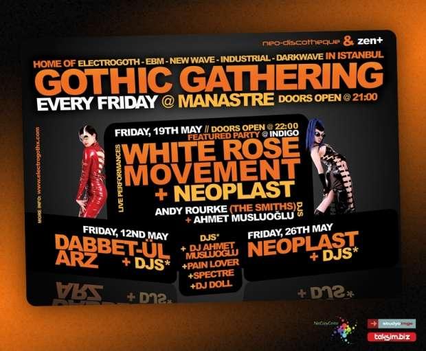 NeoDiscotheque Gothic Gathering