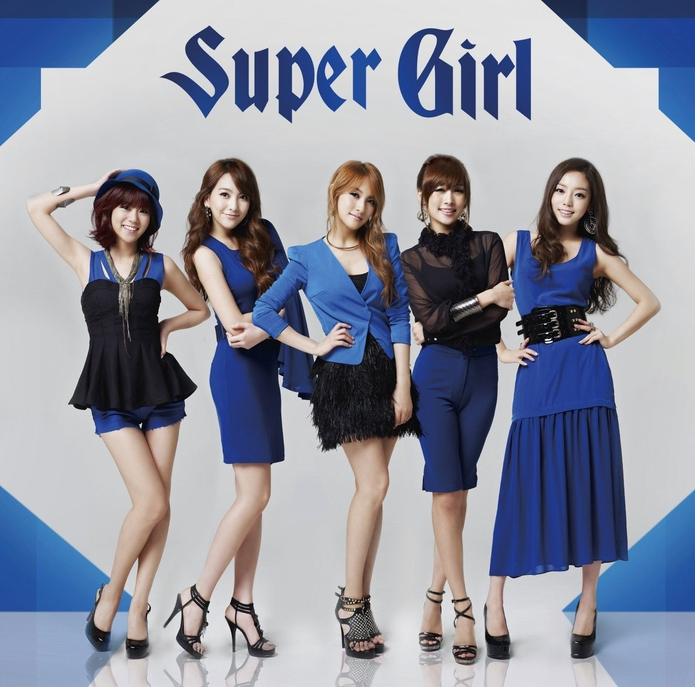 Kara - Super Girl Album
