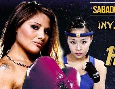 Mariana Juárez vs Buakaew OnesongchaiGym en Vivo